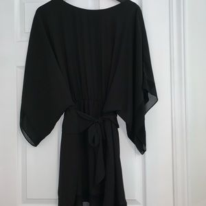BCBG Short black dress